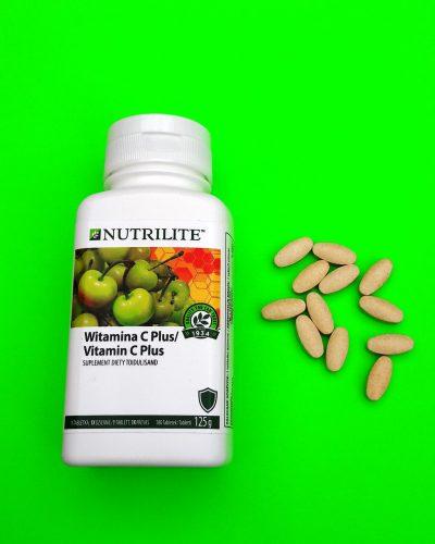 Acerola C 180 tbl suplement diety Nutrilite Rzeszów sklep internetowy