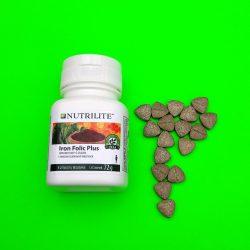Iron folic Plus suplement diety Nutrilite Rzeszów sklep internetowy