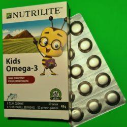 Omega 3 dzieci Nutrilite Rzeszów sklep internetowy